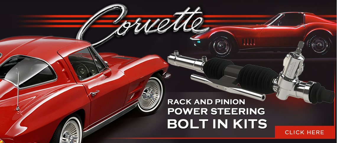 C2 Corvette Bolt in kits