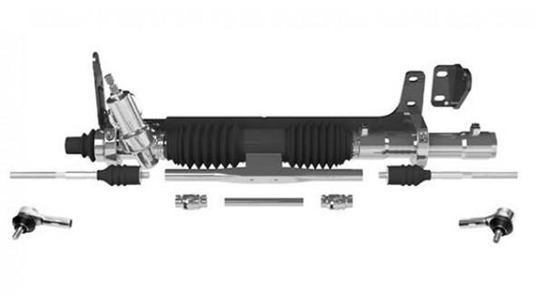 65 - 66 Mustang Bolt in Kit RHD