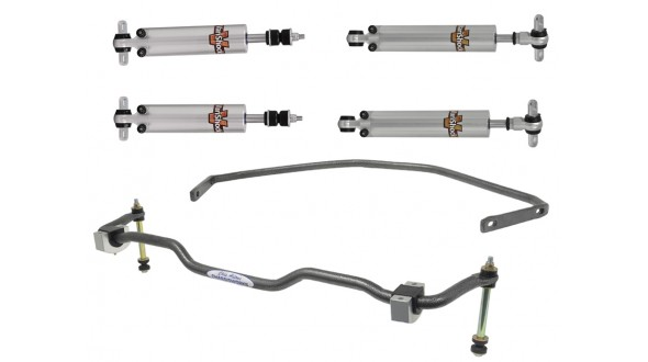 Impala 58-64 gStreet™ Shock and Anti-Roll Bar Package