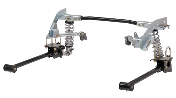 Camaro / Firebird 67-69 4 bar Coil-Over Rear Suspension kit